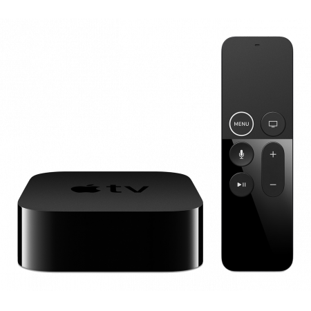 Viedpalīgs Apple TV 4K 64GB MP7P2SO/A