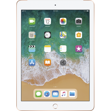 Planšete Apple iPad 2018 9.7'' 32GB LTE (MRM02/MR6P2/MR6N2)