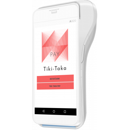 Internet of Things Tiki-Taka Pay