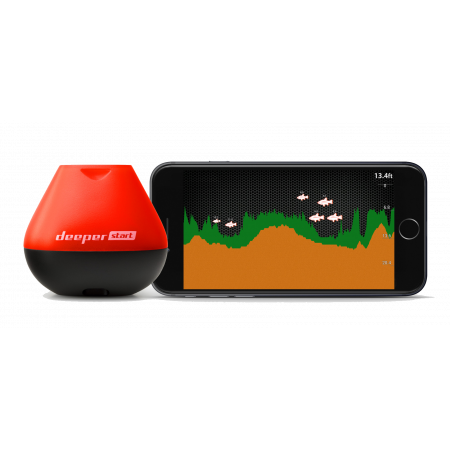 Viedpalīgs Deeper Start Smart Fishfinder