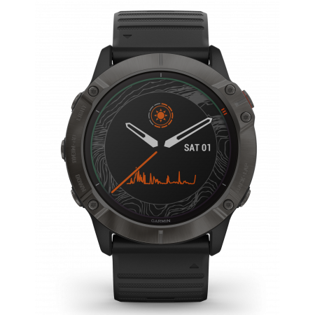 Internet of Things Garmin Fenix 6X Pro Solar Titanium