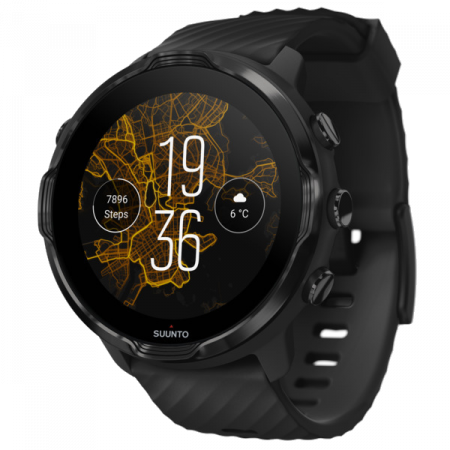 Internet of Things Pulkstenis Suunto 7