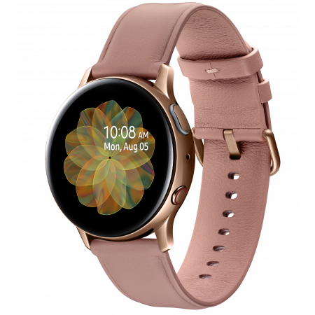 Viedpalīgs Samsung Galaxy Watch Active 2 40mm LTE Stainless R835