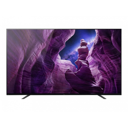 "TV Sony 55"" A8 BRAVIA Series UHD 4K OLED"