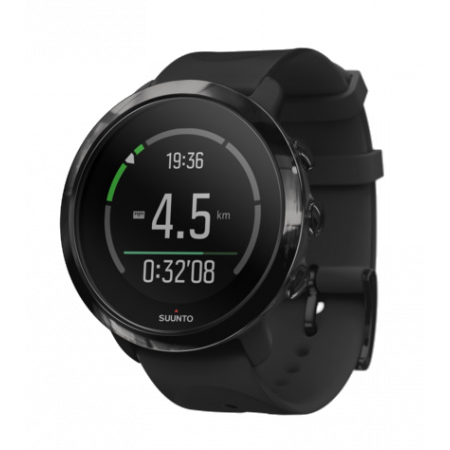Viedpalīgs Suunto 3 Fitness All Black