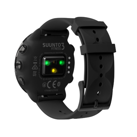 Internet of Things Suunto 3 Fitness All Black