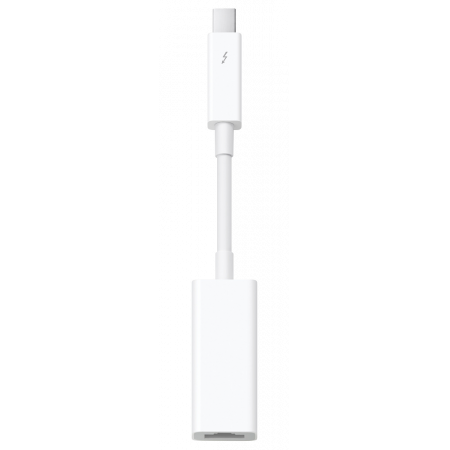 Аксессуар Adapteris Apple Thunderbolt to Gigabit Ethernet adapter MD463ZM/A