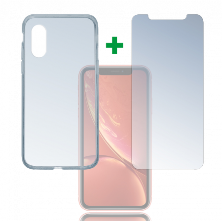 Accessory  iPhone Xr 360 Protection Set 4Smarts