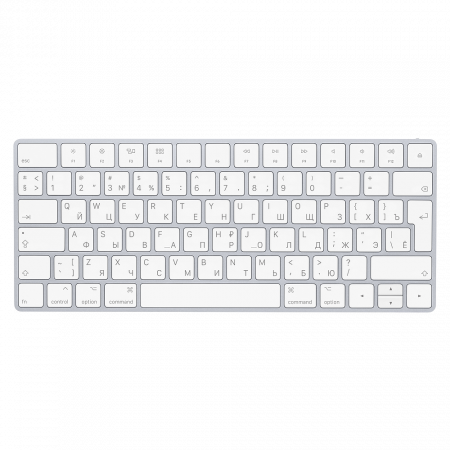 Аксессуар Apple Magic Keyboard MLA22RU/A RUS