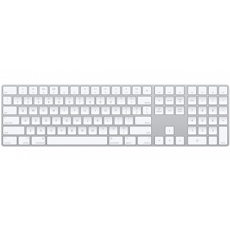 Аксессуар Apple Magic Keyboard with Numeric Keypad MQ052Z/A INT