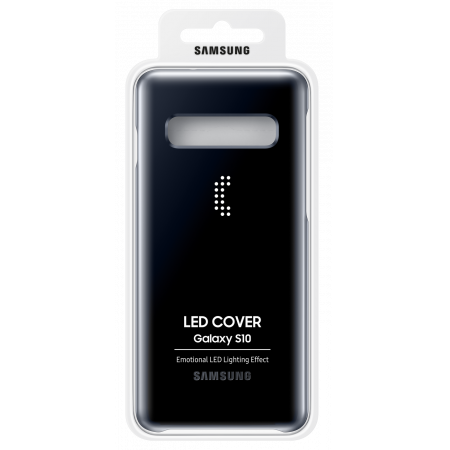 Aksesuārs Samsung Galaxy S10 LED Cover