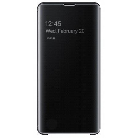 Aksesuārs Samsung Galaxy S10 Plus Clear View Cover