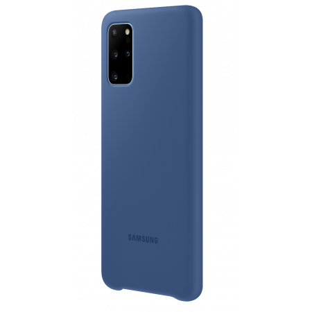 Accessory Samsung Galaxy S20 Plus EF-PG985TNEGEU Silicone Cover Navy