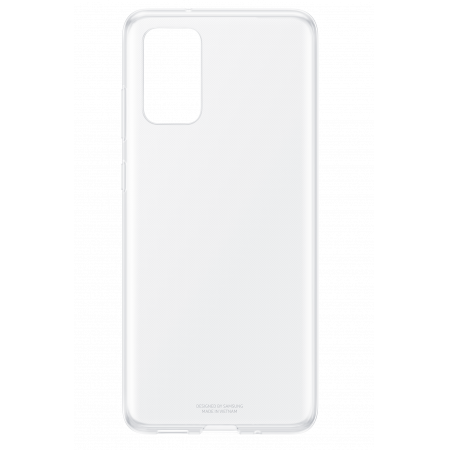 Аксессуар Samsung Galaxy S20 Plus EF-QG985TTEGEU Clear Cover Transparent