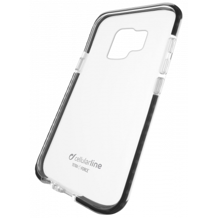 Accessory Samsung Galaxy S9 Tetra Force black Cellularline