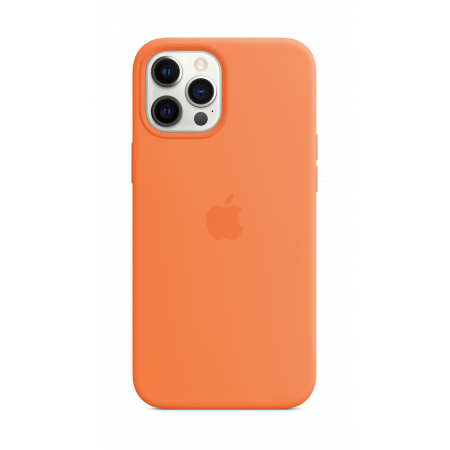 Accessory Vāciņš iPhone 12 Pro Max Silicone Case with MagSafe