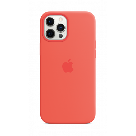 Аксессуар Vāciņš iPhone 12 Pro Max Silicone Case with MagSafe