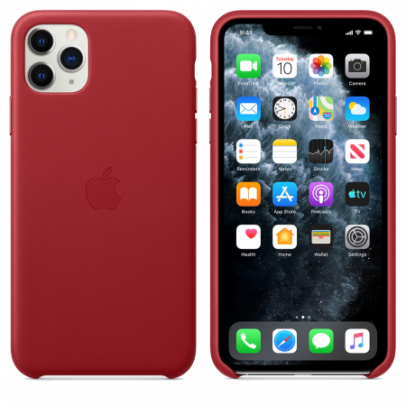 Accessory iPhone 11 Pro Max Leather Case