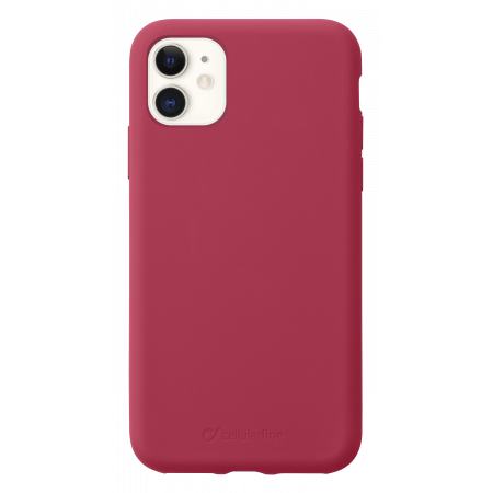 Аксессуар iPhone 11 Sensation Silicone Cellularline