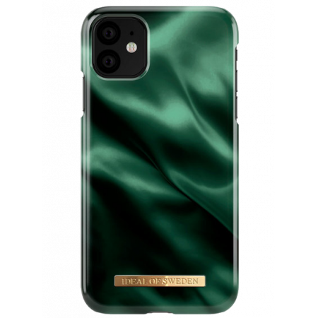 Аксессуар iPhone 11 iDeal Fashion Case Emerald Satin