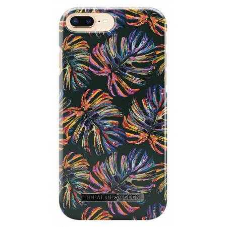 Aksesuārs iPhone 6/6s/7/8 Plus iDeal Fashion Case Neon Tropical