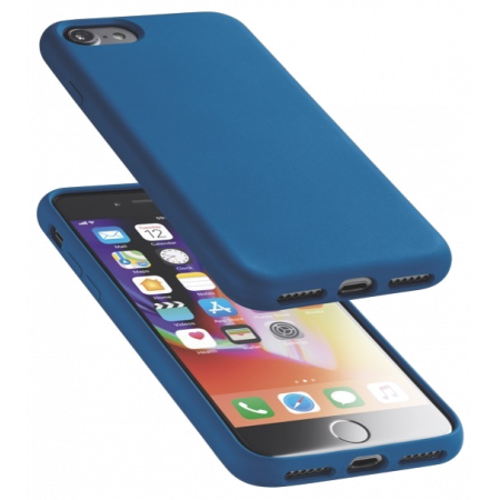 Аксессуар iPhone 7/8 Sensation Silicone Cellularline