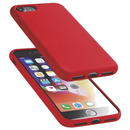 Accessory iPhone 7/8 Sensation Silicone Cellularline