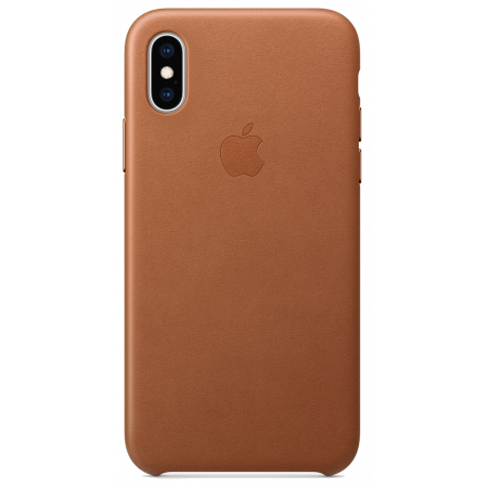 Accessory iPhone XS Leather Case
