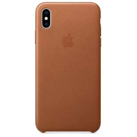 Aksesuārs iPhone XS Max Leather Case