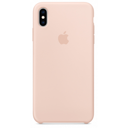 Аксессуар iPhone XS Max Silicone Case