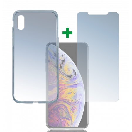 Accessory iPhone Xs Max 360 Protection Set 4Smarts