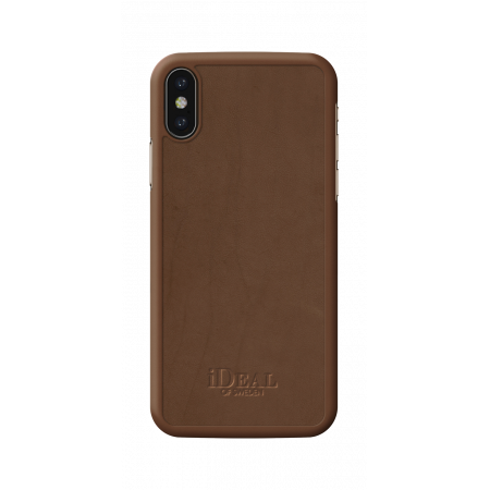 Accessory iPhone Xs Max iDeal Como Case Brown