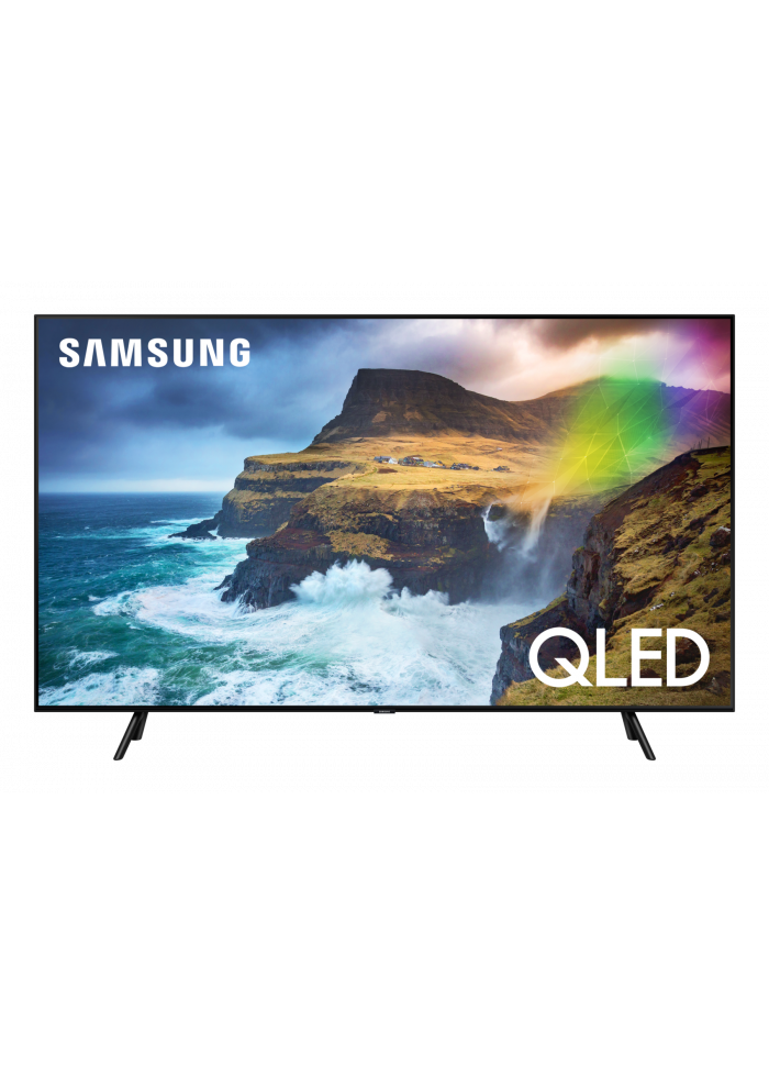 "55"" Samsung Q70R QLED 4K Smart TV"