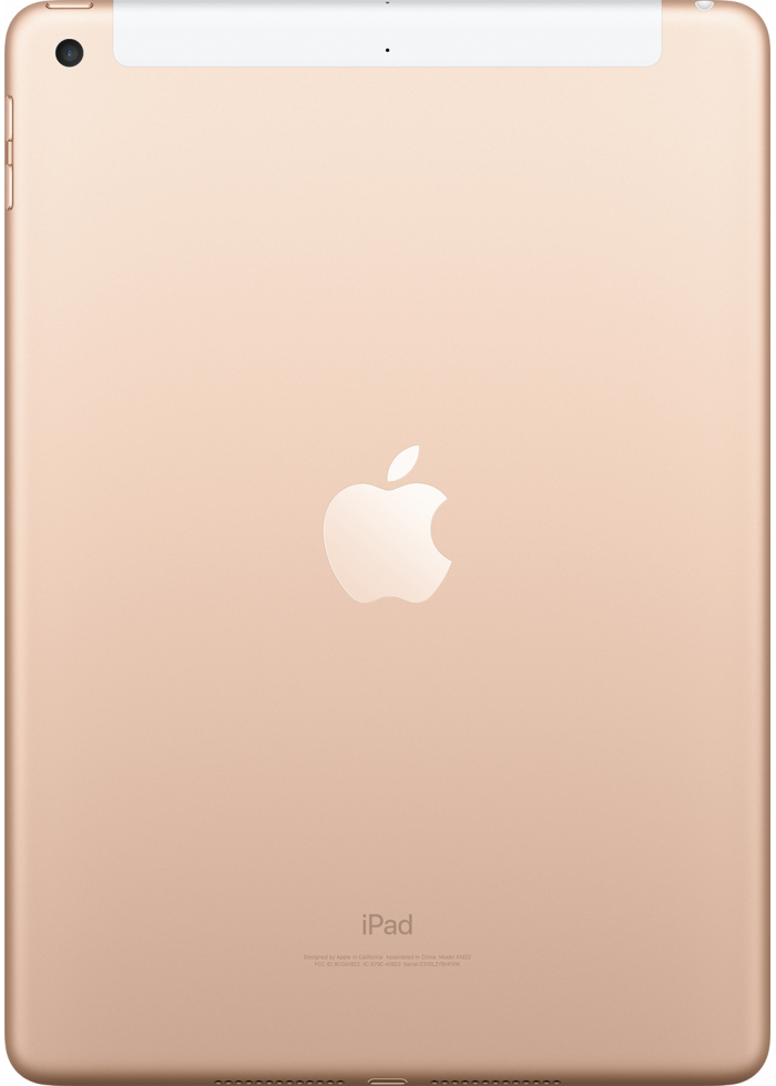 Apple iPad 2018 9.7'' 128GB LTE (MRM22/MR732/MR722)