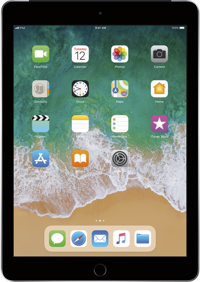 Apple iPad 2018 9.7'' 32GB LTE (MRM02/MR6P2/MR6N2)