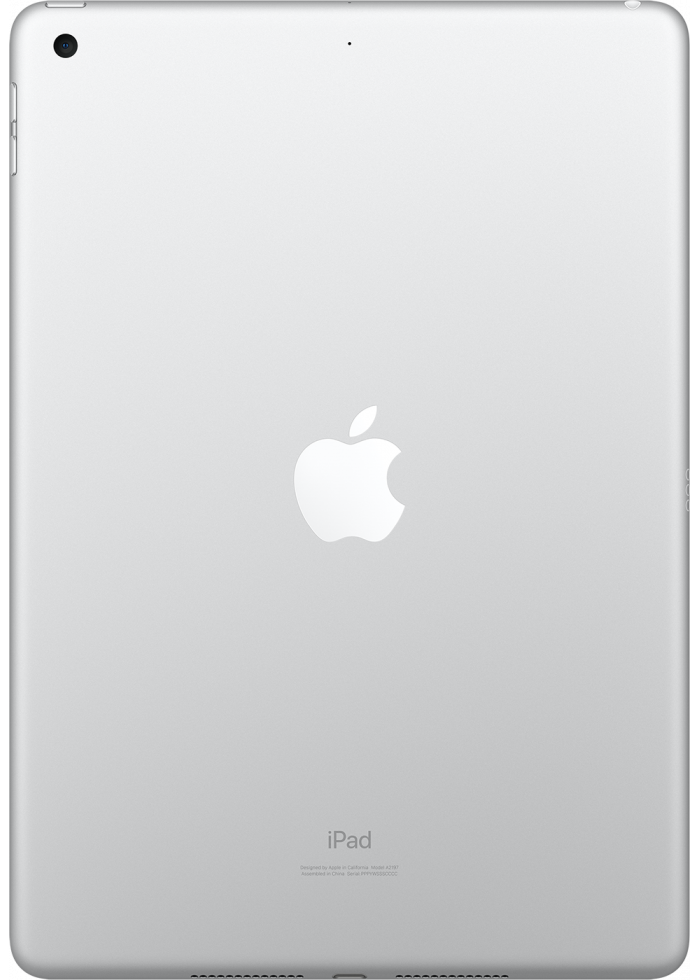 "Планшет Apple iPad 7th Gen 10.2"" WiFi 128GB MW79/MW78/MW77"