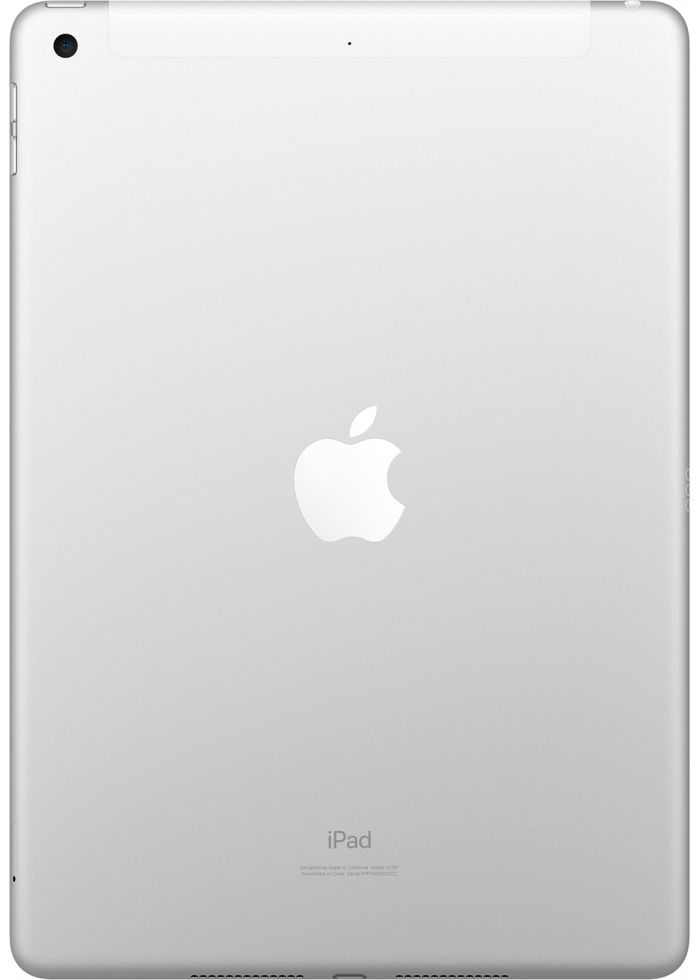 "Planšete Apple iPad 7th Gen 10.2"" WiFi 32GB"