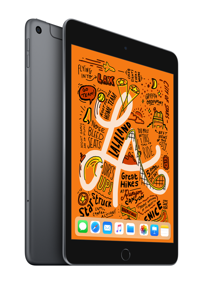 Planšete Apple iPad Mini 5th Gen 256GB LTE MUXE2/MUXD2