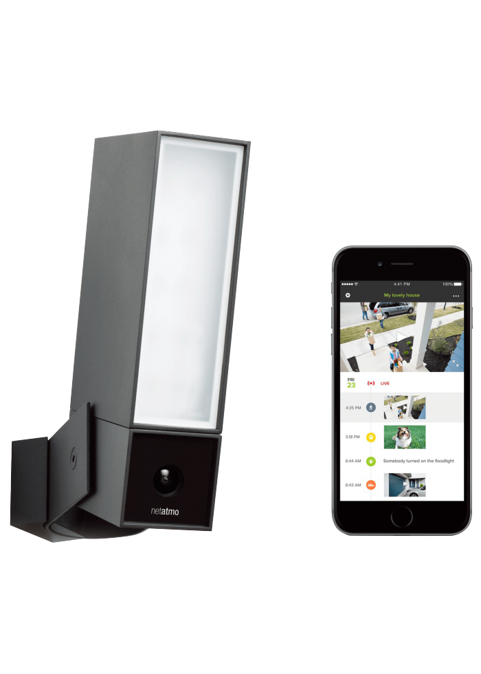 Internet of Things Netatmo Presence