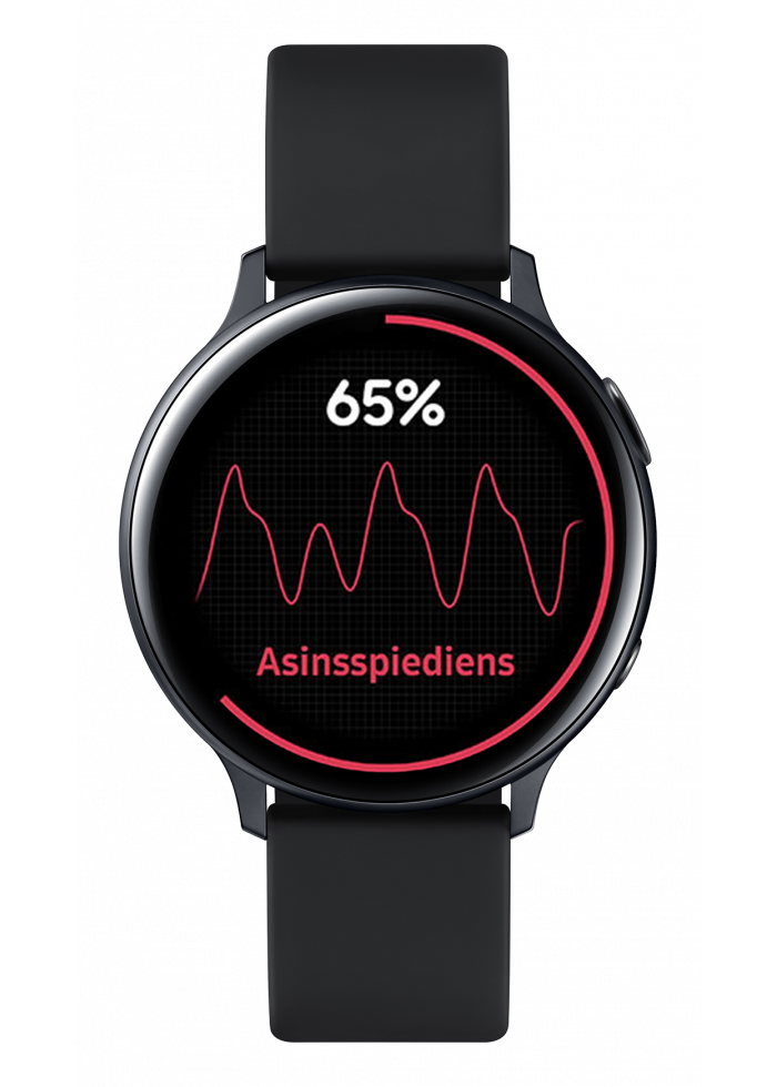 Internet of Things Samsung Galaxy Watch Active 2 LTE Aluminium R825