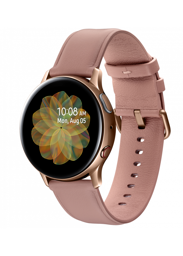 Samsung Galaxy Watch Active 2 40mm LTE Stainless R835