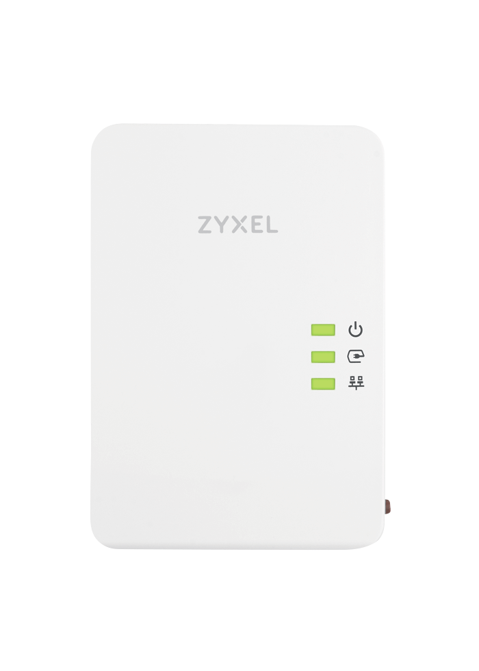 Router ZyXEL Powerline adapter PLA5405 v2 Dual Pack