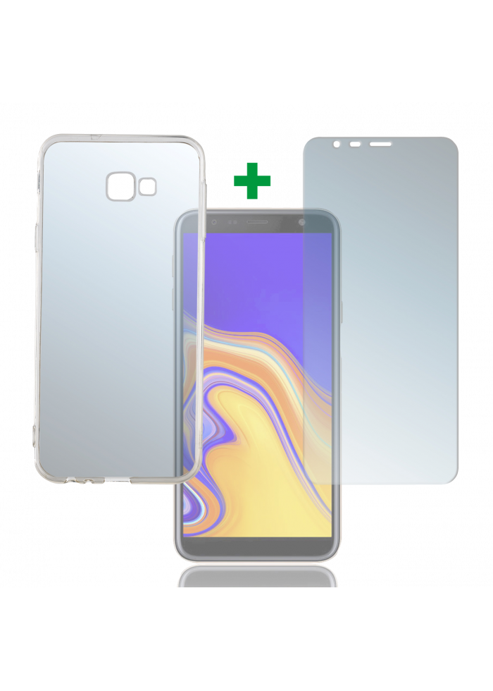 Samsung Galaxy J4 Plus 2018 360 Protection Set 4Smarts