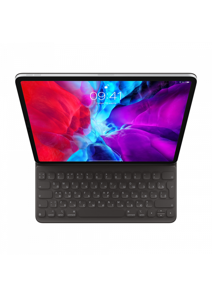 "Аксессуар Klaviatūra iPad Pro 12.9"" Smart Keyboard Folio RUS MXNL2RS/A"