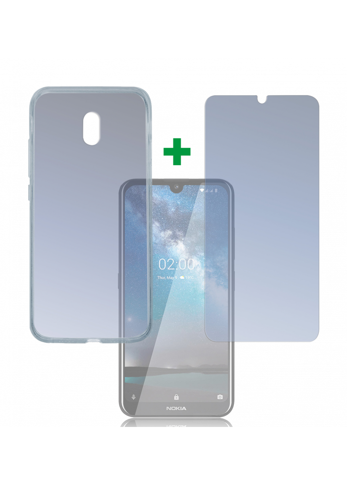 Аксессуар Nokia 2.2 360 Protection Set 4Smarts