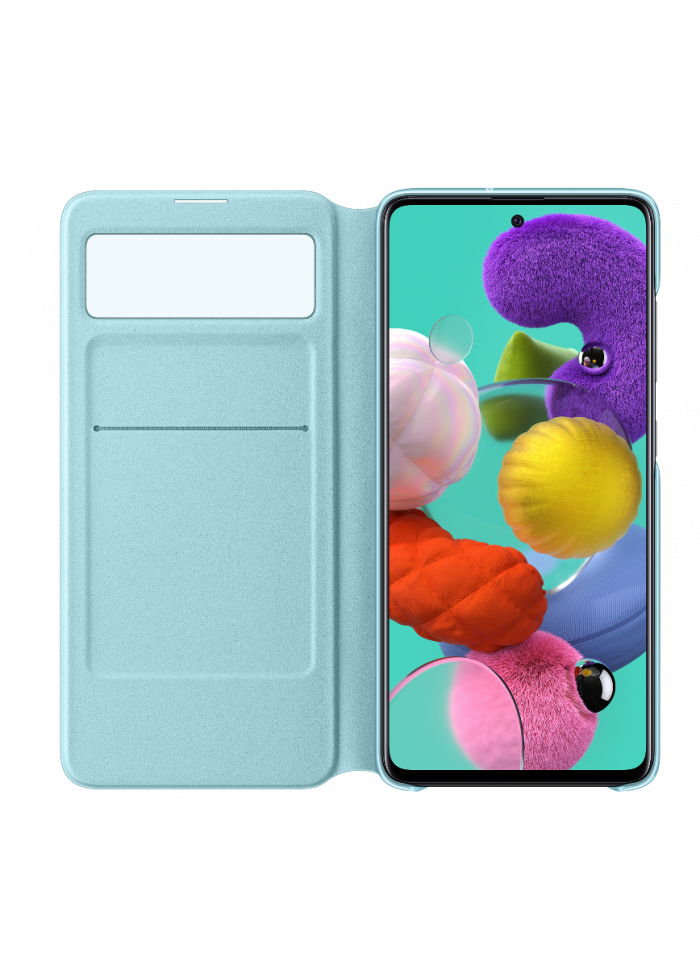 Аксессуар Samsung Galaxy A51  S View Wallet Cover