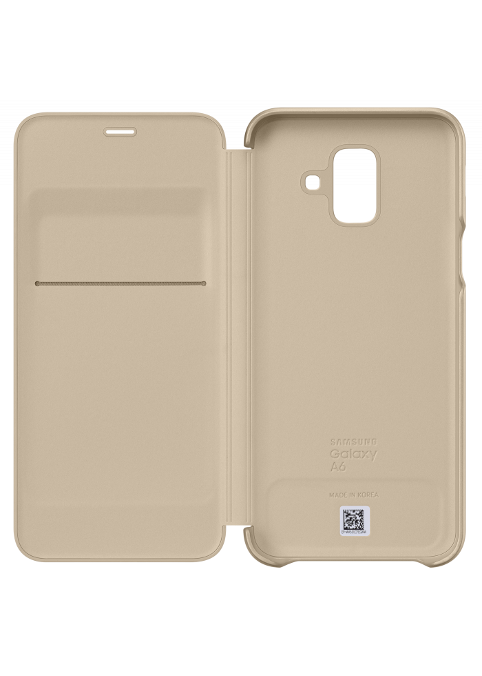 Samsung Galaxy A6 Wallet Cover