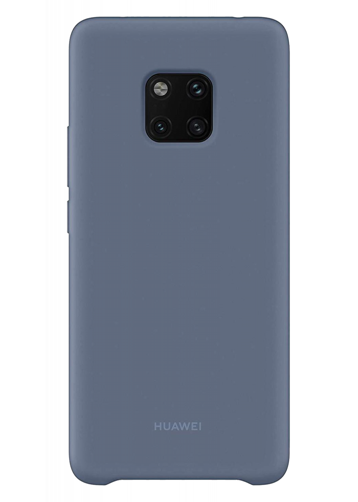 Huawei Mate 20 Pro Silicone Cover light blue