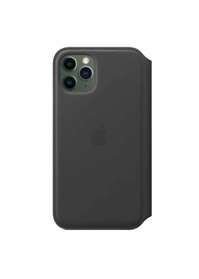 iPhone 11 Pro Max Leather Folio