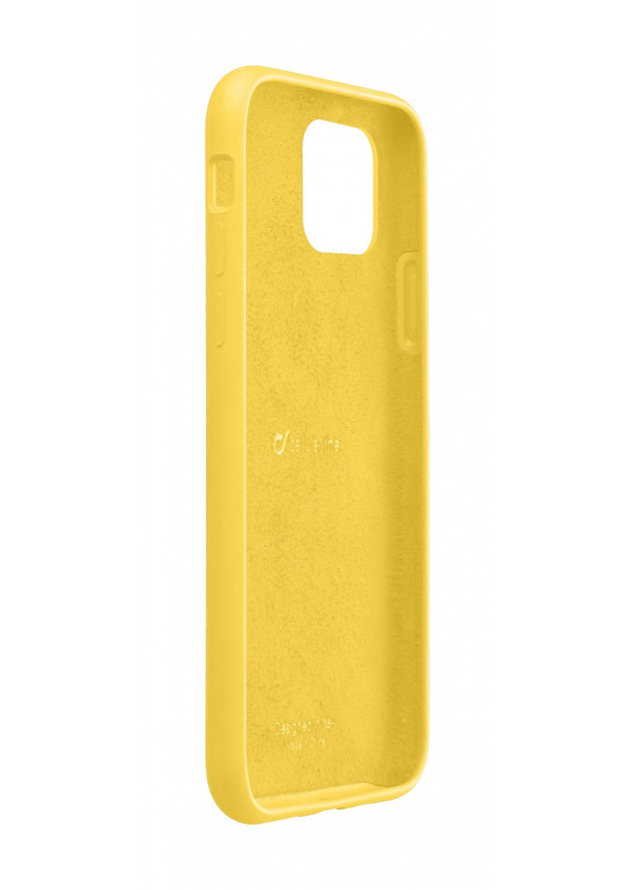 Accessory iPhone 11 Sensation Silicone Cellularline